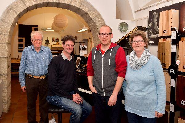 Musikhaus Zum Notenschlüssel - Support Your Aarau