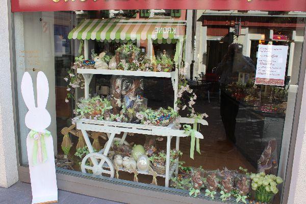 Chocolats de Luxe Support Your Aarau