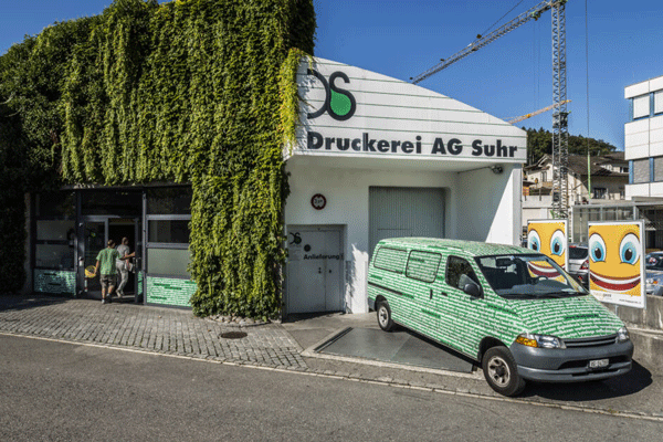 Druckerei Suhr Druckprofis Support Your Aarau