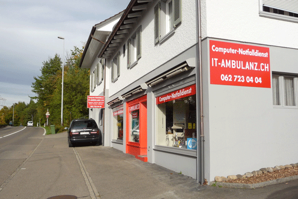 IT Ambulanz Support Your Aarau